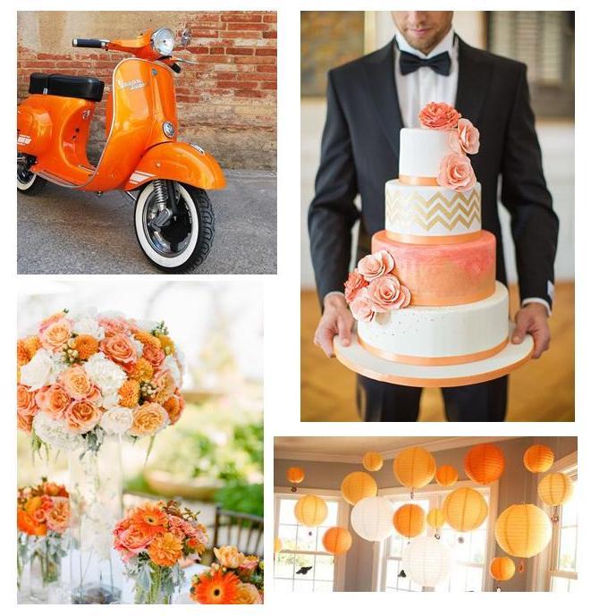 Oranje bruiloft Curacao